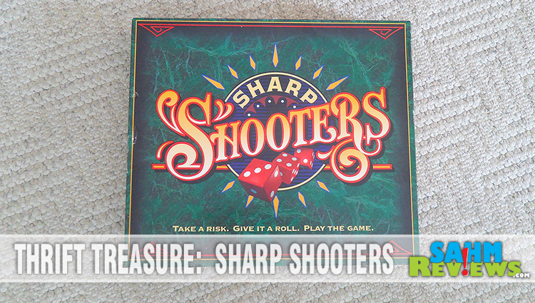Thrift Treasure:  Sharp Shooters