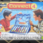u-build Connect 4 - Hero