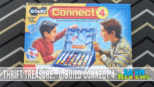 Thrift Treasure:  u-build Connect 4