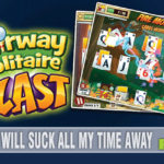 See the new Fairway Solitaire Blast from Big Fish Games - SahmReviews.com #FSBlast