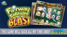Solitaire That is a Blast to Play