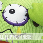 Your kids will flip for these cute winter caps. No battling to get them to cover their heads with these! - SahmReviews.com