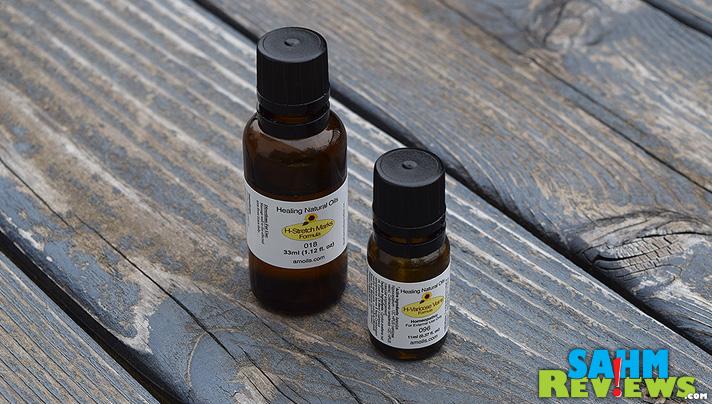 Healing Natural Oils are a safe treatment for a variety of ailments. - SahmReviews.com