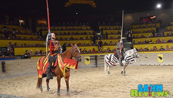 Take a look at the fun you'll have when you visit a Medieval Times! - SahmReviews.com
