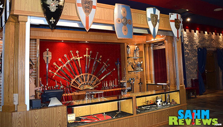 the fun you ll have when you visit a Medieval Times  - SahmReviews comMedieval Times Weapons For Kids