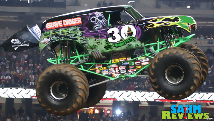 Monster Jam - Grave Digger