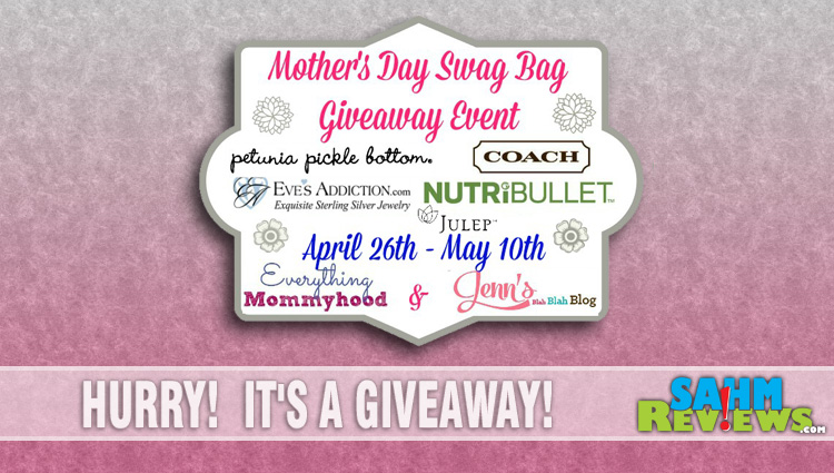 Mother's Day Swag Bag Giveaway Event