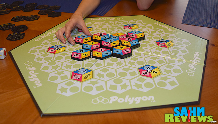 "A ""First of Its Kind Strategy Game"" from Jax Ltd, join us as we look at ""Polygon"" from all sides. - SahmReviews.com"