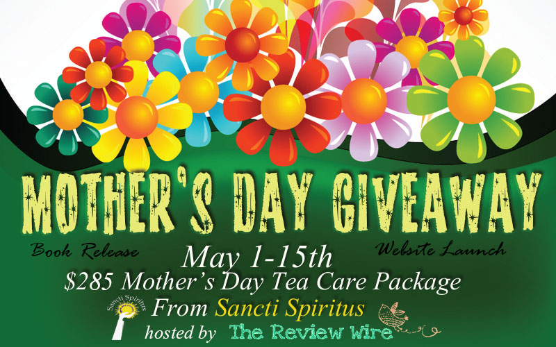 Swing by SahmReviews.com to enter to #win a tea-inspired #MothersDay prize pack, including a $100 gift card!