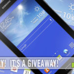 Enter to theSamsung Galaxy Tab 3 Giveaway! Details at SahmReviews.com!