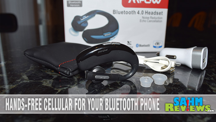 Lightweight Hands-free Bluetooth Headset