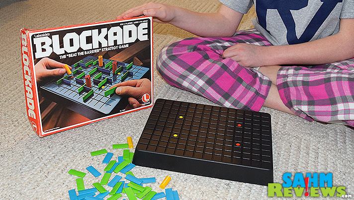 Vintage Blockade from Lakeside is definitely a game that should still be published. Another Thrift Treasure! - SahmReviews.com