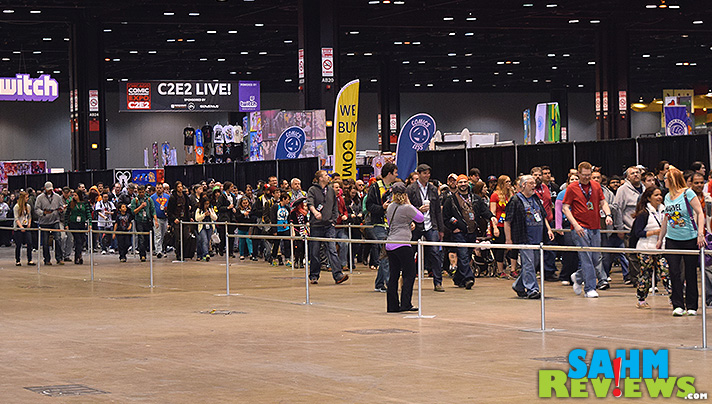 Make an annual trip to C2E2 in Chicago and meet your own heroes! - SahmReviews.com