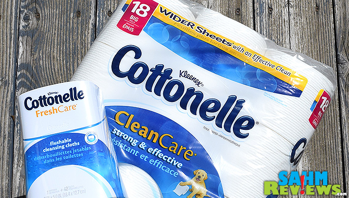 Kleenex Cottonelle flushable wipes and clean care toilet paper help keep your bottom fresh and clean! #LetsTalkBums