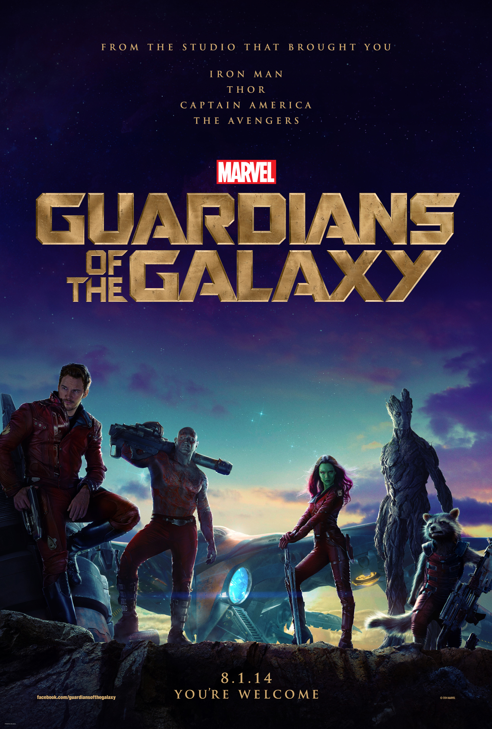 Guardians of the Galaxy opens in theaters August 1st! - SahmReviews.com #GuardiansOfTheGalaxy