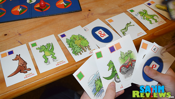 This week's Thrift Treasure is Action Dragon: Sentence Construction by Patrix. See if this educational game is right for your family at SahmReviews.com