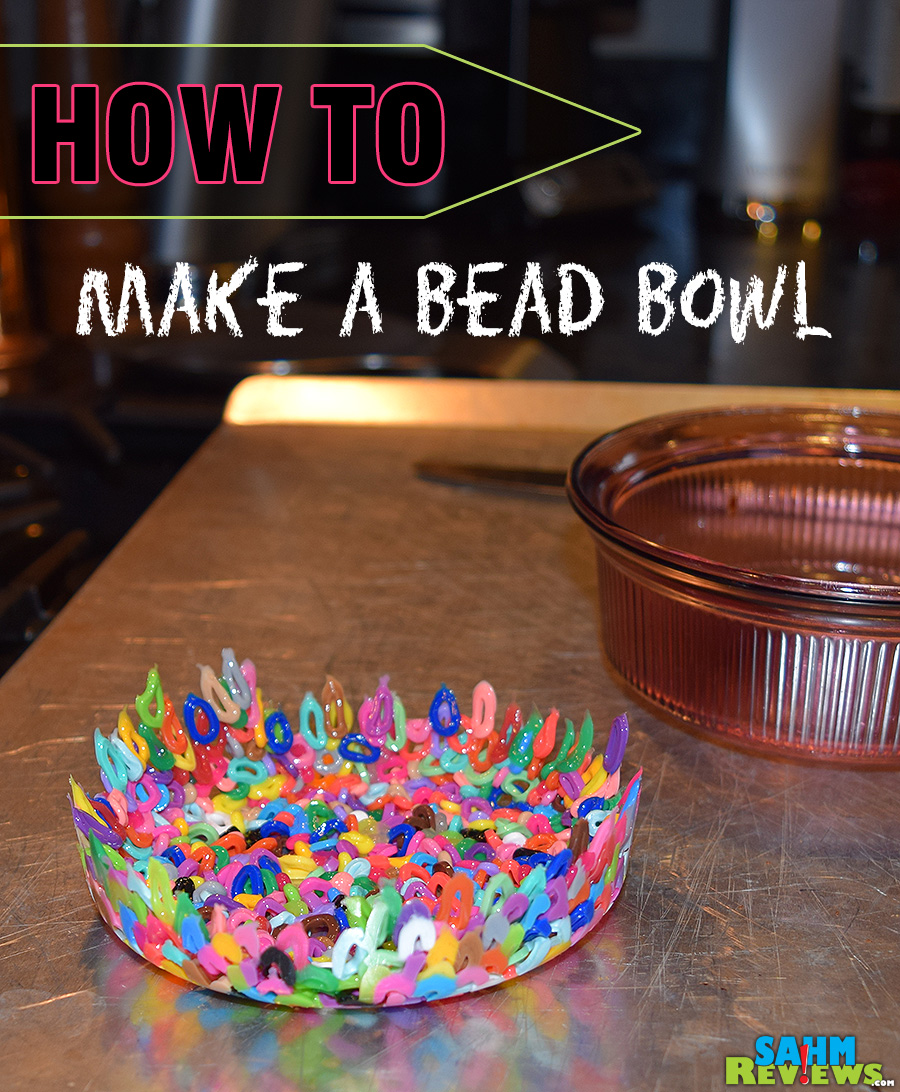 Repurpose some of those extra beads by creating a bead bowl! - SahmReviews.com