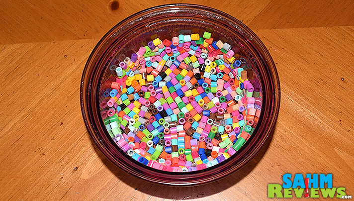 Create a cool melty bead bowl very easily at home! - SahmReviews.com