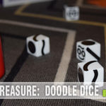 "We found another winner of a game at our local Goodwill called ""Doodle Dice"" by Jax Games. See why we like it so much at SahmReviews.com"