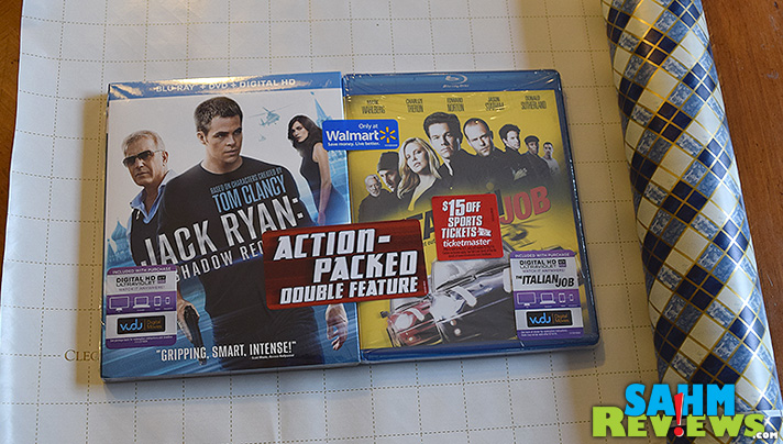 Get the new Jack Ryan: Shadow Recruit on Blu-ray DVD and save $15 off sports tickets at Ticketmaster. - SahmReviews.com