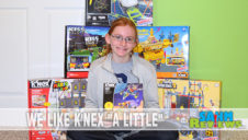 Taking a Cosmic Quest with K'NEX