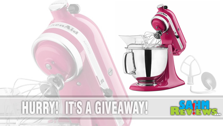 Mix Things Up: KitchenAid Giveaway