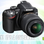 Visit SahmReviews.com and enter to #win a Nikon DSLR Camera! - #giveaway #gadget