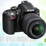 Visit SahmReviews.com and enter to #win a Nikon DSLR Camera! - #giveaway #gadget