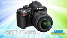 Yes, Really! Nikon DSLR Camera Giveaway
