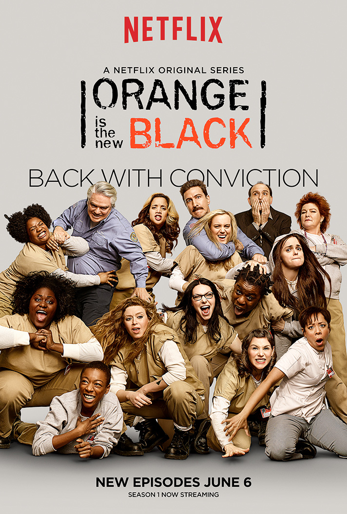 Are you watching Orange is the New Black on Netflix? - SahmReviews.com #StreamTeam #OITNB