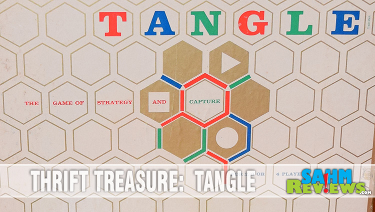 Thrift Treasure:  Tangle