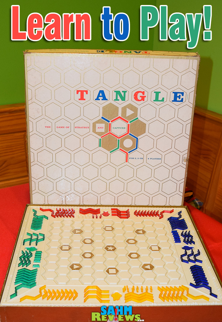 The game of Tangle appeared 50 years ago and is still relevant today. See what you've missed out on by seeing it on SahmReviews.com!