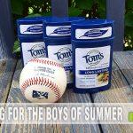 Tom's of Maine's long-lasting deodorant keeps the smells away while enjoying the Boys of Summer. - SahmReviews.com #collectivebias