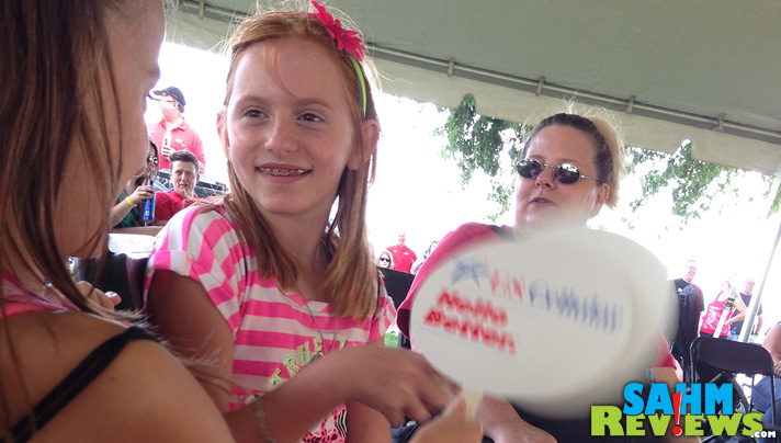 It was a #BetterDay at the RibFest with U.S. Cellular swag! #BloggerBrigade - SahmReviews.com