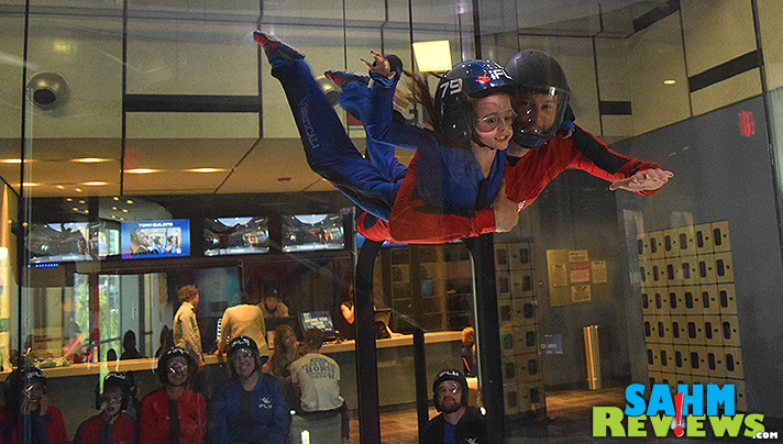 Give gifts of experiences such as indoor skydiving to create memories of a lifetime. - SahmReviews.com