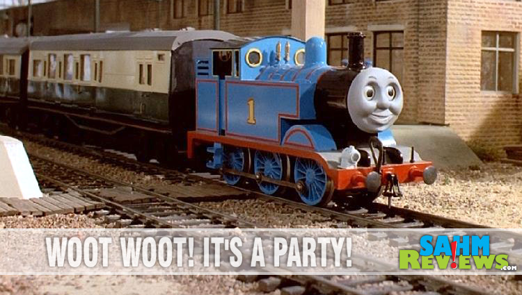 Join Us for a #ThomasSchool Party!