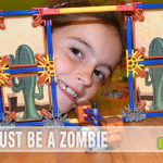 K'Nex Plants vs Zombies - Hero