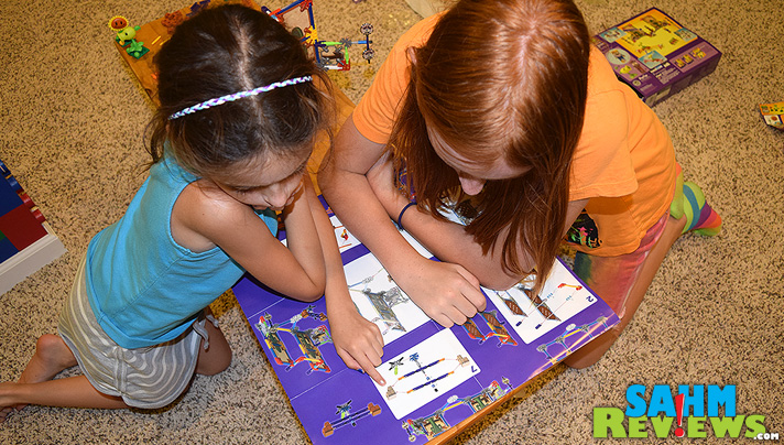 Kids can learn while having fun battling zombies with K'NEX! - SahmReviews #STEM