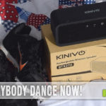 Sometimes you need more volume than what your phone can supply. This Kinivo speaker system will fit the bill indoors or out! - SahmReviews.com