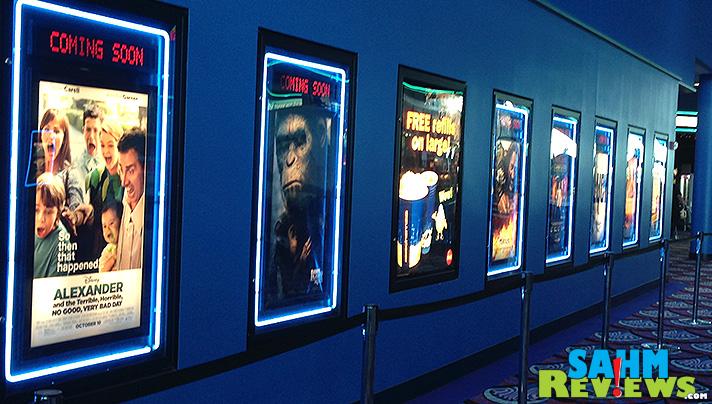 Movies are a great family bonding experience! They inspire conversation. - SahmReviews.com #ZoursFace #shop