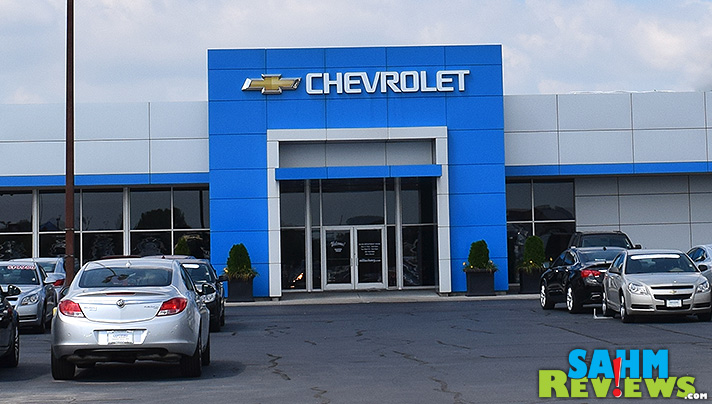 In Car Wi-Fi is now available in select 2015 Chevrolet cars! - SahmReviews.com #Chevy4G