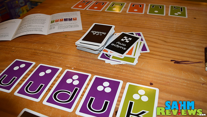 Originally only sold at Starbucks, Kuduuk, a strategy card game that is appropriate for almost any age! - SahmReviews.com