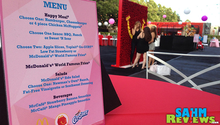 The BlogHer Closing party featured Rev Run, fun and McDonald's Happy Meals! - SahmReviews.com #McDBlogHer