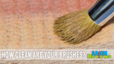 DIY: How to Clean Makeup Brushes