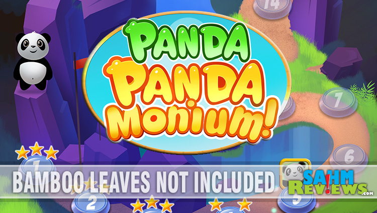 Free the Pandas! (In the game, of course)
