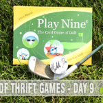 You do have time for a round with the Play Nine Card Game of Golf by Double A Productions! - SahmReviews.com