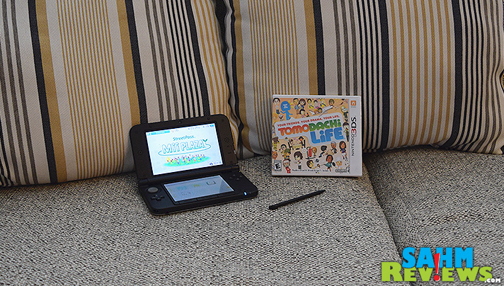 Life an alternative life... Tomodachi Life for Nintendo 3DS. - SahmReviews.com #NintendoBestBuy
