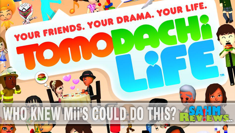 Tomodachi Life Video Game Overview