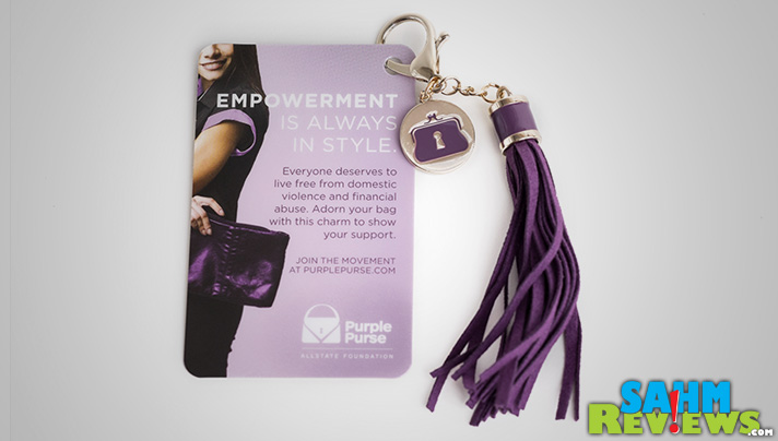 Domestic violence affects 1 in 4 women in her lifetime; that's more than breast, ovarian and lung cancer combined #PurplePurse
