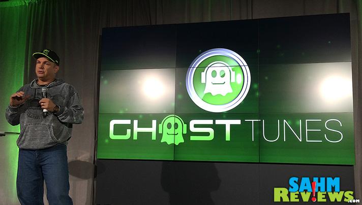 Artists like Garth Brooks can now offer digital downloads using GhostTunes. - SahmReviews.com #GarthGoesGhost
